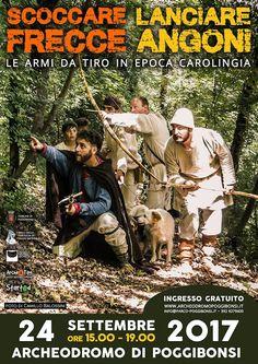 Italia Medievale: Scoccare frecce Lanciare angoni