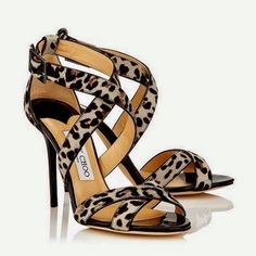 Jimmy Choo Pre Fall Shoes Collection For Teenage Girls From 2014-15
