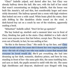 CLARY WROTE ABOUT WILL! ASDFDJDKODBIWGDJWOSBW HOW DID WE NOT SEE THIS EARLIER?!?!?!?!?!