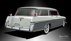 1956 Chrysler Imperial Town and Country