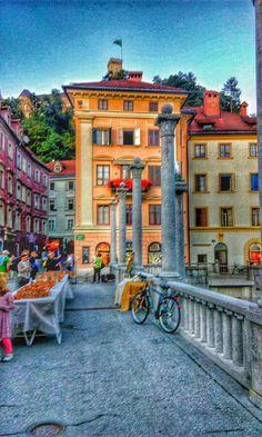 Colorfull #Ljubljana
