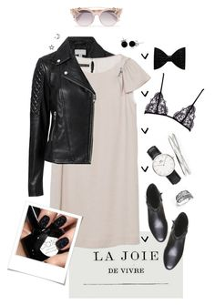 """""""Senza titolo #232"""" by laurettered on Polyvore featuring moda, KEEP ME, Witchery, Nadri, Bling Jewelry, Pandora, Polaroid e Jimmy Choo"""