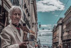 Street photography. Fotografia callejera. Lisboa. Street portraits. Woman. Faces. People.