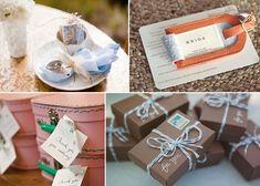 travel-themed-wedding-ideas-wedding-favours. Os bem casados em caixinhas de viagem!