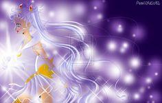 Sailor Moon fan art.
