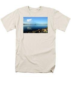Men's T-Shirt (Regular Fit) - Florida Panorama