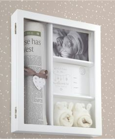 Welcome To The World - My 1st Memories Frame ------- NEED this for my precious grand baby that'll be here soon!