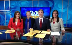 Happy 4th of July from the MTM Crew!     Wake up this morning and get the latest Independence Day events, stories and things happening in your area. Only with Northern Michigan's News Leader. — with 9&10 Jessica Dupnack, 9&10/Fox32 Morning Meteorologist Michael Stevens and 9&10 Evan Dean.