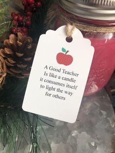 Teacher Valentine, Teacher Christmas Gifts, Holiday Gifts, Preschool Teacher Gifts, Best Gifts For Teachers, Diy Cards For Teachers, Valentine Gifts, Teacher Gift Baskets, Handmade Teacher Gifts