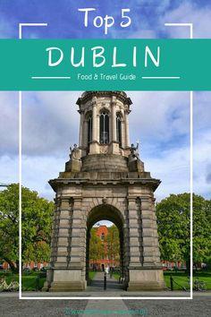 Dublin Citytrip – Top 5 To Do's – Delicious Stories - Irland Malaga, Granada, Dublin Food, Reisen In Europa, Travel Guide, World, City, Building, Travel Destinations