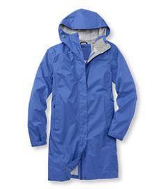 #LLBean: Women's Trail Model Raincoat