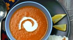 Red Lentil Soup Egyptian Style