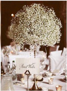 romantic table arrangement wedding centerpieces pinterest
