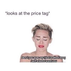 lol every time I go shopping!