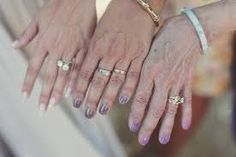 Afbeeldingsresultaat voor mother of the bride nail polish