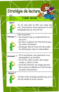 Français PrimaireStratégies de lecture - Français Primaire French Alphabet, Classroom Arrangement, Kids Book Club, French Expressions, French Classroom, French Immersion, Teaching French, Learn French, Educational Activities