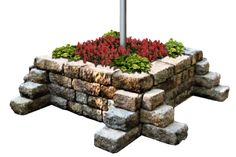 Catalina Flag Pole Planter