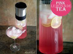 """""""Ice Tea Monday"""" - Pink Lemonade Tea - Eine ganz besondere Mischung"""