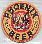 Phoenix Beer Coaster Sous Bock, Bar Coasters, Beer Mats, Beer Labels, Cocktail Napkins, Brewery, Beer Bottle, Circles, Whiskey