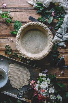 Fleur De Sel & Lavender Sugar Hoosier Cream Pies | The Next Chapter | TermiNatetor Kitchen | Food, Product & Still Life Photography Co.