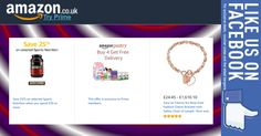 Lightning Deals | Amazon.co.uk |   Find the perfect Gift at Amazon.co.uk. Discover great deals and shop with free delivery on eligible orders. |   AMAZON.CO.UK