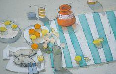 Paul Balmer - Mediterranean Table