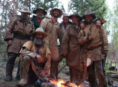 Mountain Man Attire - August Pownall - Re-Wilding Mountain Man Clothing, Mountain Gear, Mountain Man Rendezvous, Mexican Army, Native American Moccasins, Fur Trade, Mr Men, American Frontier, We Fall In Love