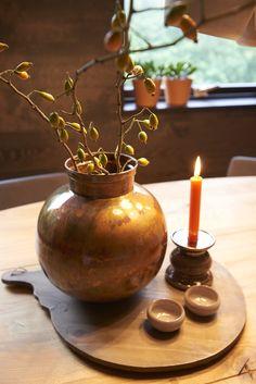 RTLWM Najaar 2015 afl. 8 Fall 2015, Exterior Design, Candle Holders, Ornament, Vase, Candles, Autumn, Marcel, Home Decor