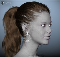A likeness, Shading and Grooming study Based on Barbara Palvin that we've been developing at Snappers. Worked on this Project also is my friend and teammate Mohamed Alaa. Rendering was done in Arnold using ALshaders and hair using Xgen.