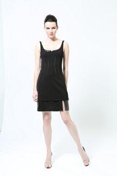 Pre-Fall 2013, Designer: Chado Ralph Rucci, Model: Lauren Buys