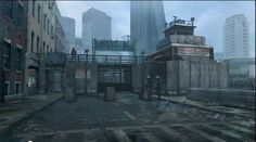 The Last of Us Concept Art - Checkpoint