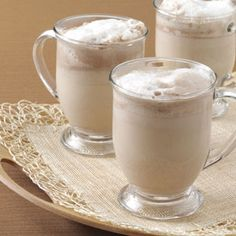 Mocha Cappuccino Punch Recipe -Coffee, meet ice cream. An inventive way to indulge a crowd, this luscious java punch will quench the urgent chocolate cravings for you and 12 of your favorite friends. —Fancheon Resler, Albion, Indiana
