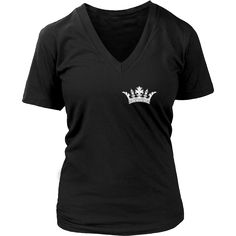 Check out  Queen V-Neck where you can find http://shop.boroughkings.com/products/queen-v-neck?utm_campaign=social_autopilot&utm_source=pin&utm_medium=pin