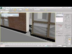 ▶ Working with AutoCAD Files - Part 5 - Creating Curtain Walls - YouTube