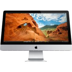 Apple iMac MB419LL/A-R All-in-One Computer.