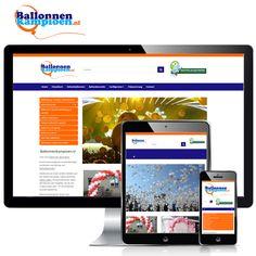 www.ballonnenkampioen.nl – Van pilaren tot droppings, Ballonnenkampioen is de beste van Nederland met ballonnen.  LinkedIn - https://www.linkedin.com/company-beta/6152489/ Google+ - https://plus.google.com/105304135492198875590 Instagram - https://www.instagram.com/weppsternl Youtube - https://www.youtube.com/user/Weppster Blogspot – http://weppster.blogspot.nl/  http://www.websitesendomeinnamen.nl/