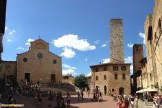 Scoprire San Gimignano