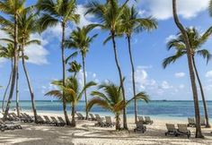 Remember to pack sunscreen for your days of laying out on Punta Cana's beaches.