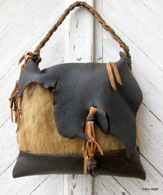 Last Frontier Bag RESERVED for Joni by Stacy Leigh