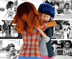 marinette y alya las mejores amigas | •Miraculous Ladybug Español• Amino