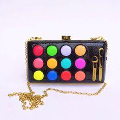 novelty purses | Pastel Carousel