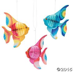Tropical Fish oriental trading