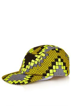 African Block Five Panel Cap - Safari - Collections Kitenge, African Accessories, Fashion Accessories, Ankara, African Print Clothing, African Prints, Style Afro, Ethnic Trends, Five Panel Cap