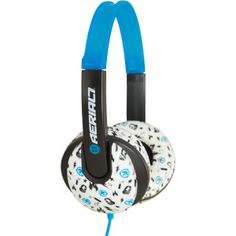 Excellent volume-limiting headphones for kids. And cute!