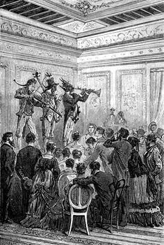 The Illustrated Jules Verne Une Ville flottante (1869) 29 illustrations by Jules-Descartes Férat