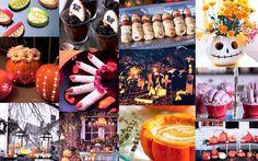 Halloween treats #halloween #fun #food #drinks #treats #party #event #themintagency