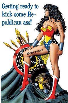 defending women's rights : )