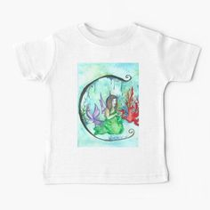 C is for Coraline Baby T-Shirt