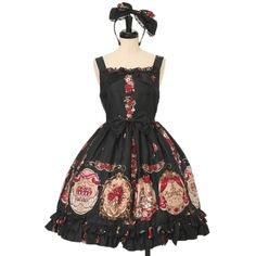 ♡ ALICE and the PIRATES ♡ Thorns rabbit Pay Sage jumper skirt + headband http://www.wunderwelt.jp/products/detail12496.html ☆ ·.. · ° ☆ How to order ☆ ·.. · ° ☆ http://www.wunderwelt.jp/user_data/shoppingguide-eng ☆ ·.. · ☆ Japanese Vintage Lolita clothing shop Wunderwelt ☆ ·.. · ☆
