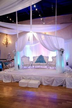 Elegant Quinceanera halls in Dallas TX!  Do you like the setup here?